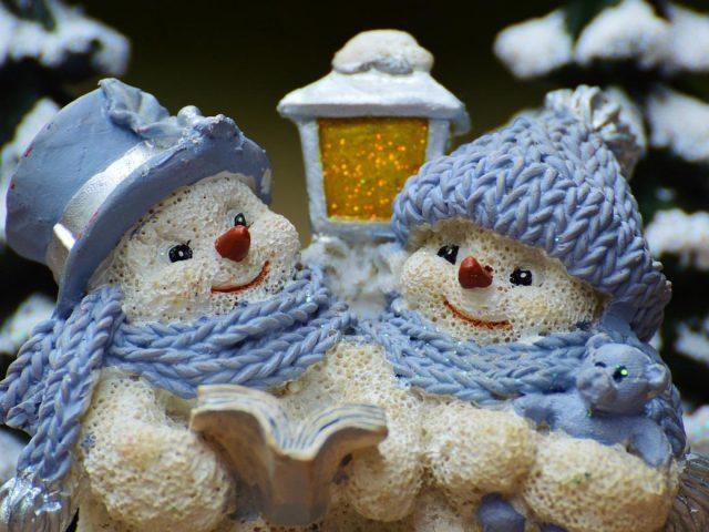 Atelierul oamenilor de zăpadă